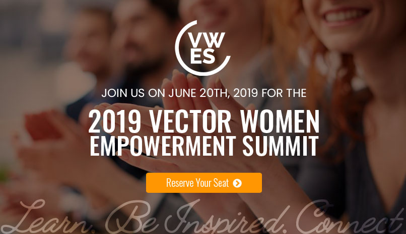 2019 Vector Women Empowerment Summit
